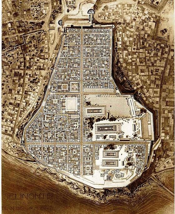 Η πόλη της Σελινούντας
