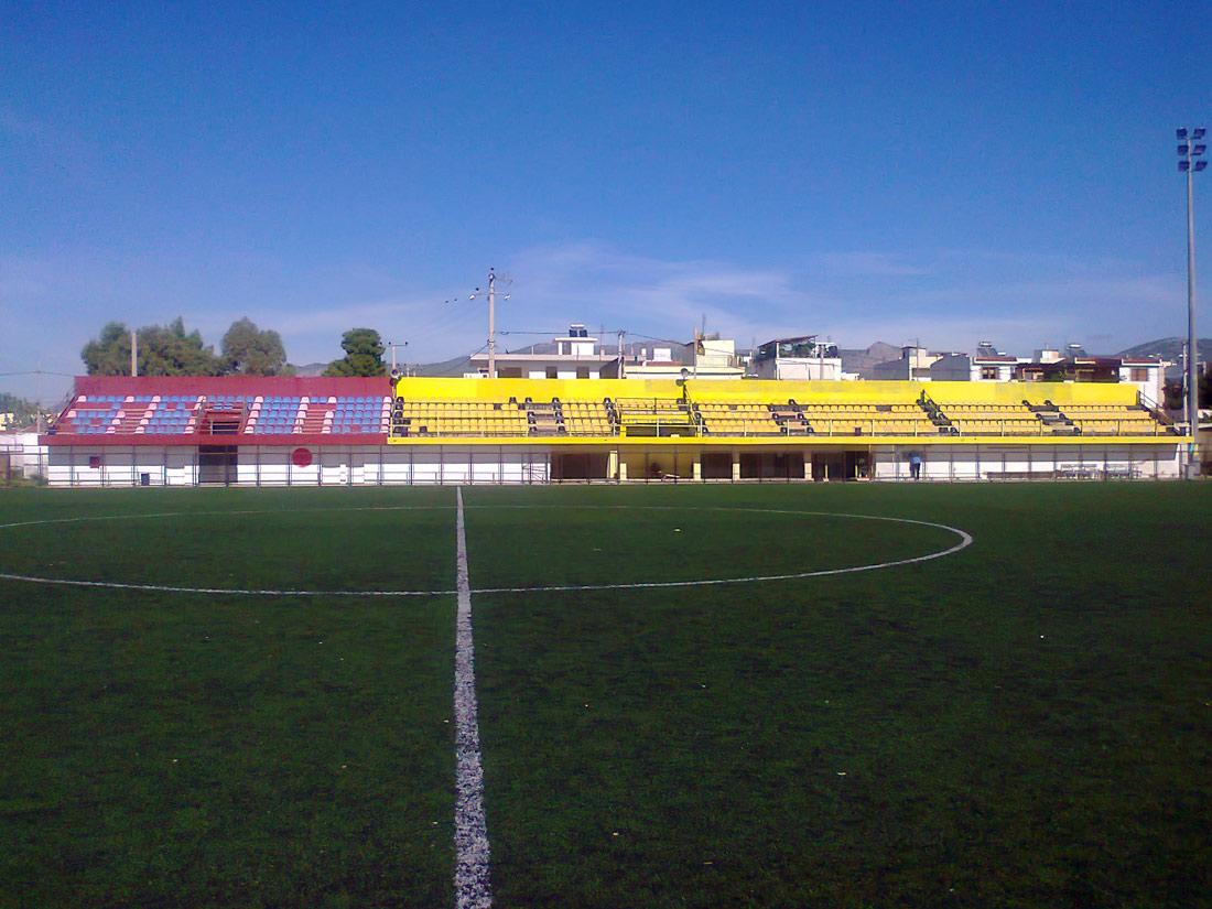 Γήπεδο Νέας Περάμου