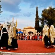 ο Χορός της Τράτας (φωτό megaratv)