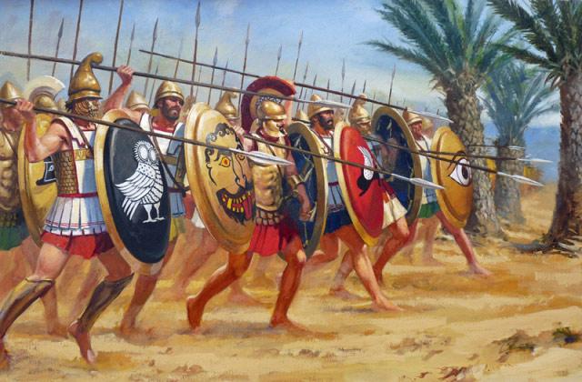 Πελοποννησιακός πόλεμος