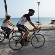 Ποδηλασία στη Βαρέα (φωτό enimerosi-news.gr)