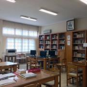 δημοτική βιβλιοθήκη Mεγάρων