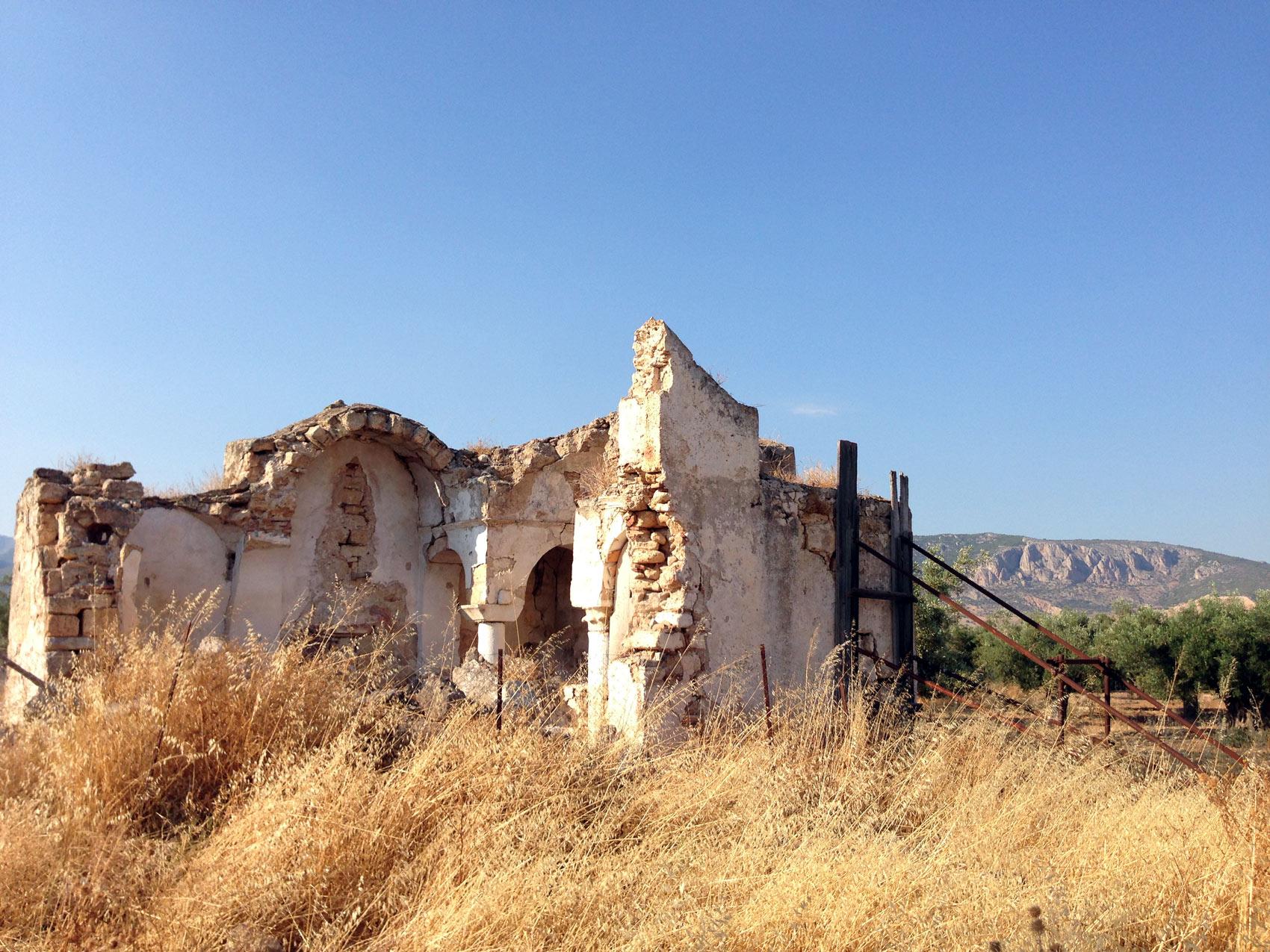 Άγιος Γεώργιος στον Ορκό