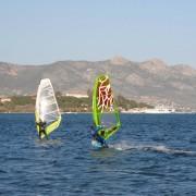 Ήρεμο Κύμα, surf