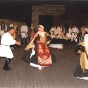 Λαογραφικός Σύλλογος, Ο Χορός της Τράτας