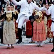 Ο χορός της Τράτας, Μέγαρα (φωτό megaratv)