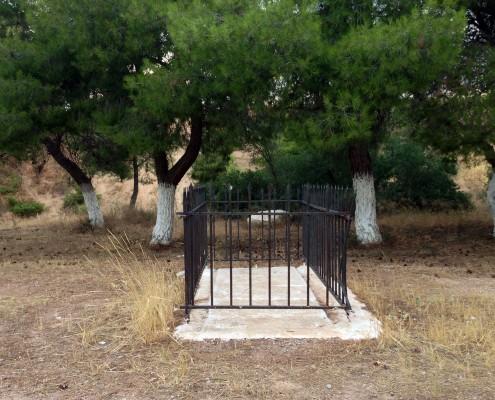 Τάφος Αγ. Σαράντη